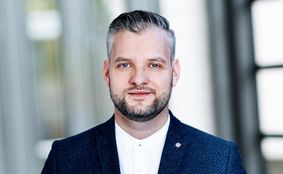 Portrait Dr. Michael Hofmann